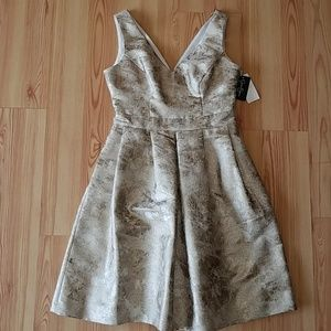 NWT Jessica Simpson bow back dress